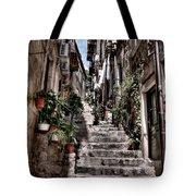 Dubrovnik Streets 6 Tote Bag