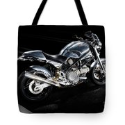 Ducati Monster Cafe Racer Tote Bag