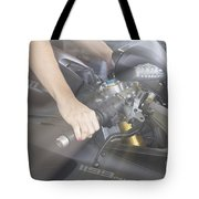 Ducati Touch V2 Tote Bag