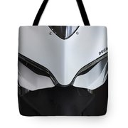 Ducati-unplugged V12 Tote Bag