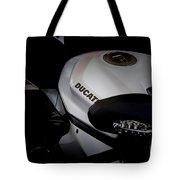 Ducati-unplugged V13 Tote Bag
