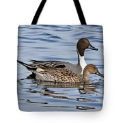 Duck Duo Tote Bag