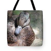 Duck 2 Tote Bag