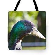 Duck Head 1 Tote Bag