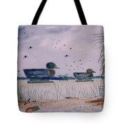 Just Ducks Tote Bag