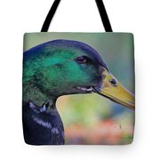 Duck Personality Tote Bag