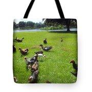 Duck Season Tote Bag