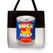 Duck Soap Tote Bag