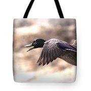 Ducks Have Teeth - Mallard Tote Bag