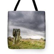 Duddo Prehistoric Stone Cicle Tote Bag