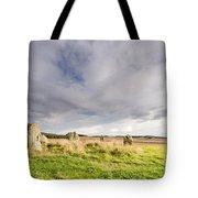 Duddo Stone Circle Tote Bag