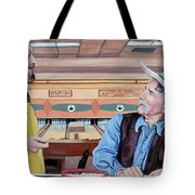 Dude You've Got Style Tote Bag by Tom Roderick