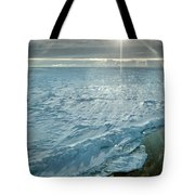 Due South 1.30am Ross Sea Tote Bag