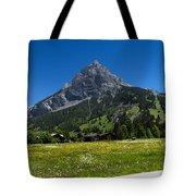Duendenhorn Mountain Tote Bag