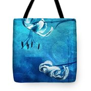 Duet - Blue03 Tote Bag