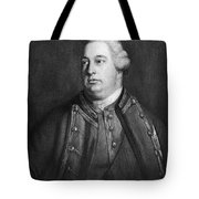 Duke Of Cumberland (1721-1765) Tote Bag