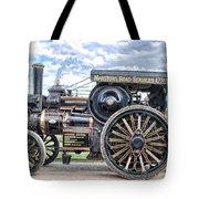 Duke Of York Traction Engine 4 Tote Bag