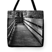 Dukes Creek Falls Walkway Tote Bag
