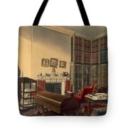 Dukes Own Room, Apsley House, By T. Boys Tote Bag