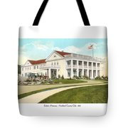 Duluth Minnesota - Northland Country Club - 1915 Tote Bag