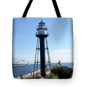 Duluth Mn Lighthouses  Tote Bag