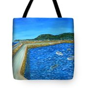 Dun Laoghaire Tote Bag