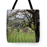Dundee Hills Wine Country Tote Bag