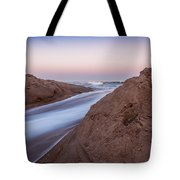 Dune Break Tote Bag