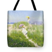 Nantucket Dune Pass  Tote Bag