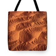Dune Patterns - 241 Tote Bag by Paul W Faust -  Impressions of Light