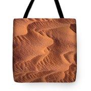 Dune Patterns - 245 Tote Bag