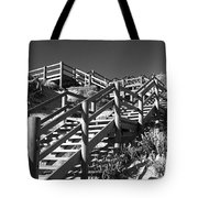 Dune Steps 04 Tote Bag