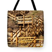 Dune Steps 05 Tote Bag