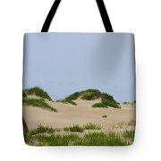 Dunes And Grasses 7 Tote Bag