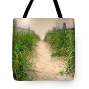 Dunes Catch Light Tote Bag by Diana Angstadt