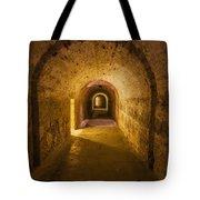 Dungeon At Castillo San Cristobal In Old San Juan Puerto Rico Tote Bag