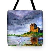Dunguaire Castle Ireland Tote Bag
