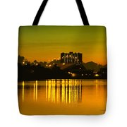 Dunlawton Morning Tote Bag