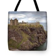 Dunnottar Castle Tote Bag