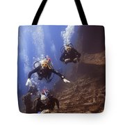 Dunraven Divers Tote Bag