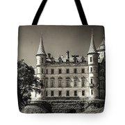 Dunrobin Castle Scotland Tote Bag