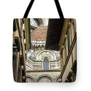 Duomo In Firenze Tote Bag