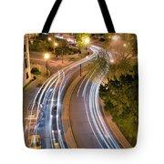 Dupont Circle Traffic I Tote Bag