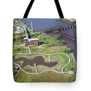 Dupont Wildlife Education Center Tote Bag