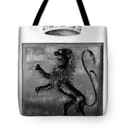 Duquesne Coat Of Arms Tote Bag