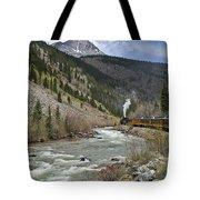 Durango And Silverton Rr Tote Bag