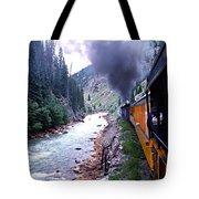 Durango To Silverton Tote Bag