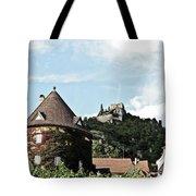 Durnstein Castle Tote Bag