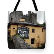 Durty Nellys And Bunraty Castle Tote Bag