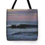 Dusk At The Shore Tote Bag